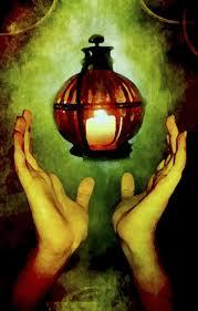 Megérzéseink, intuíciónk a lámpásunk, feltétel nélkül kövessük az útmutatást!