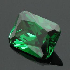 zöld zafír